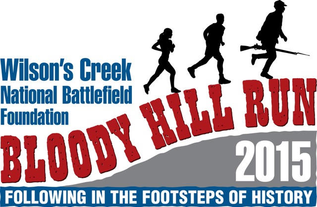 Bloody Hill Run Logo 2015