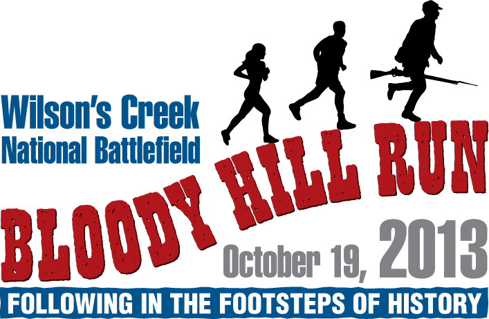 Bloody Hill Run Logo